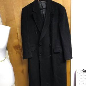 Ermenegildo Zenga Cashmere Wool long coat